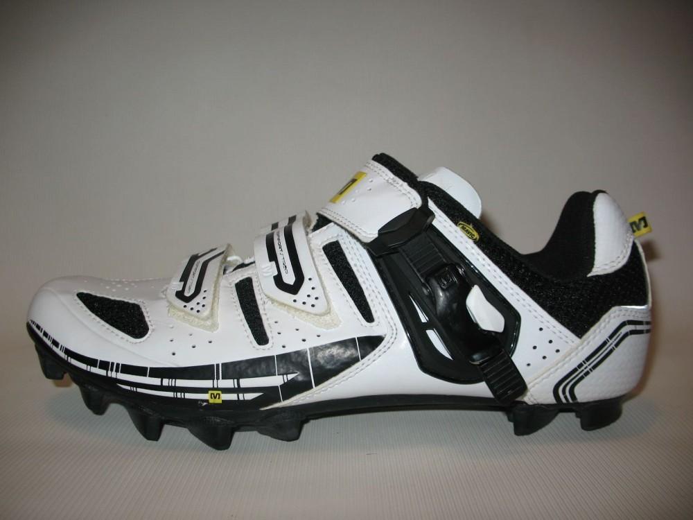 Велотуфли MAVIC razor MTB cycling shoes (размер UK10/US10.5/EU44.5(на стопу до 285 mm)) - 3