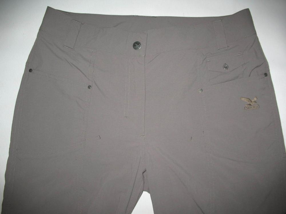 Бриджи SALEWA nola dry 3/4 pants lady (размер L) - 7