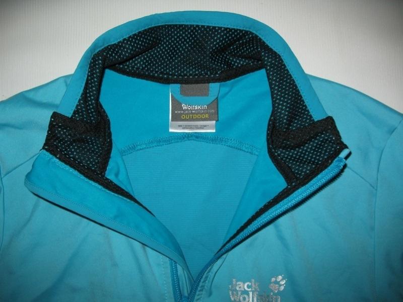 Куртка JACK WOLFSKIN Electron Softshell jacket lady  (размер M) - 5