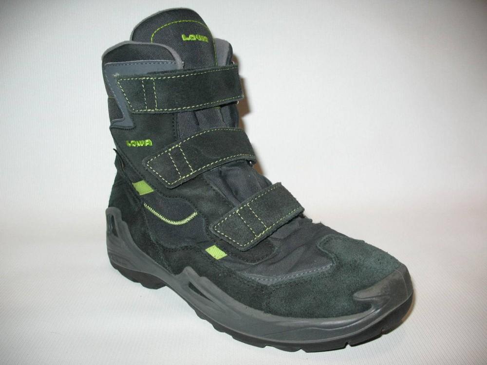 Ботинки LOWA marlon II gtx hi shoes lady (размер UK5,5;EU38,5(на стопу до 245mm)) - 1