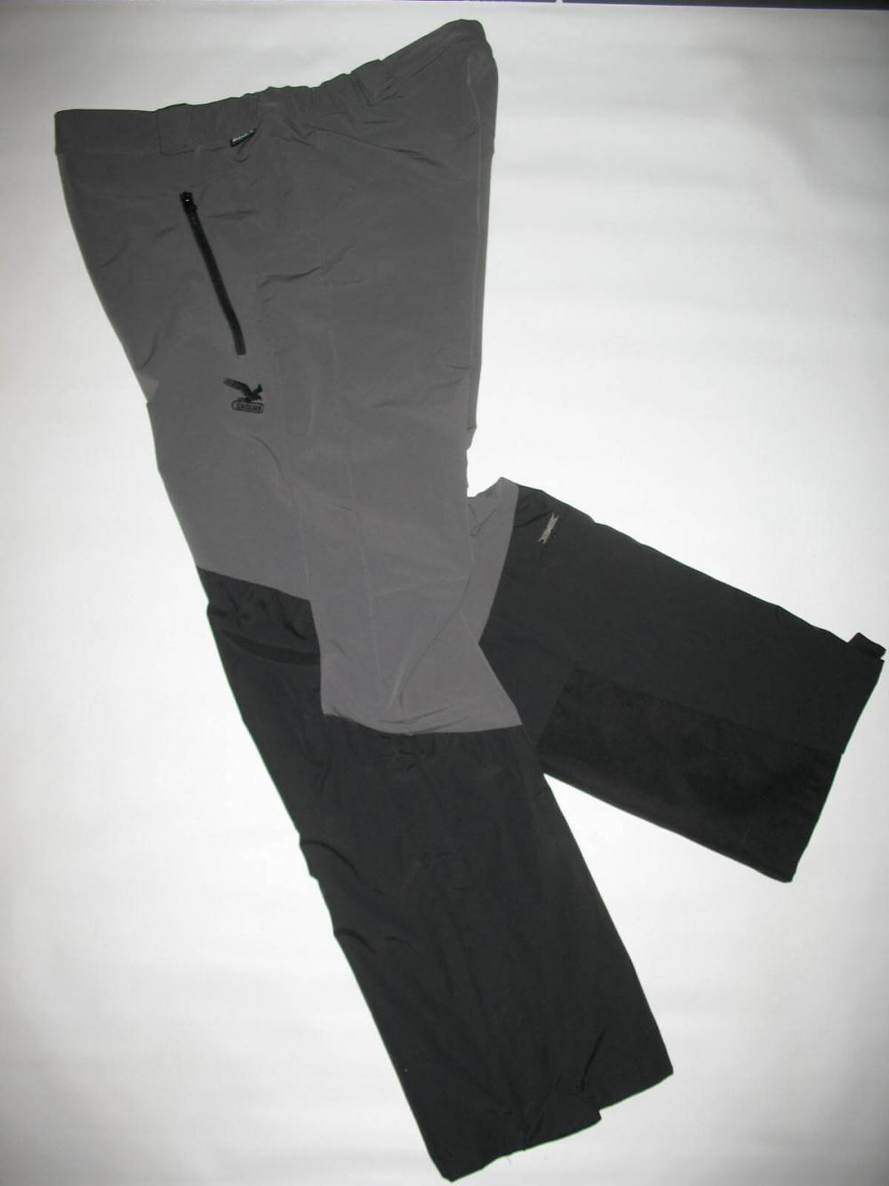 Штаны SALEWA softshell powertex pants(размер 54/XXL) - 1