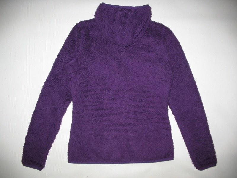 Кофта THE NORTH FACE fleece hoodie lady (размер S) - 1
