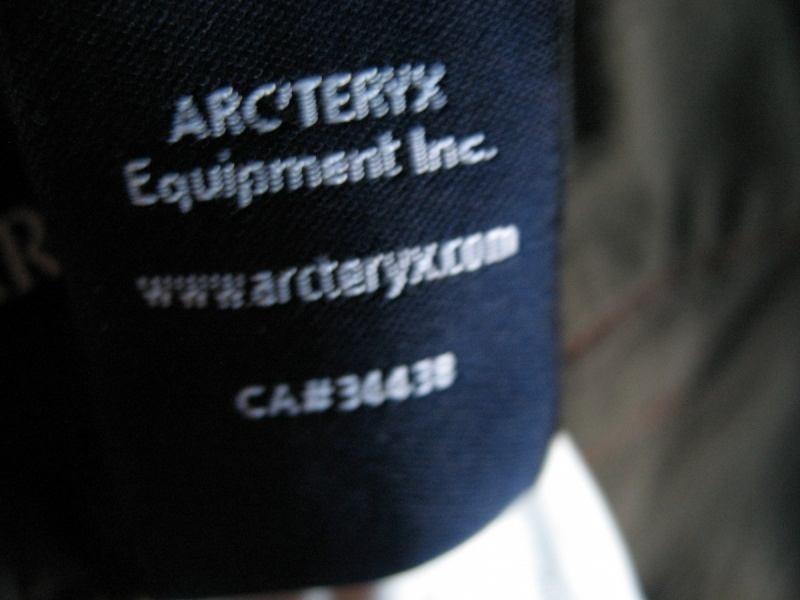 Шорты ARC'TERYX parapet long short lady (размер 10/M) - 7