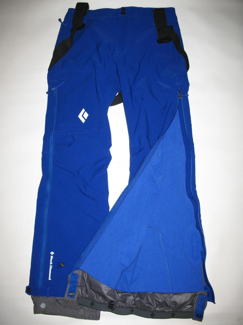 Штаны BLACK DIAMOND dawn patrol touring pants lady (размер S) - 3