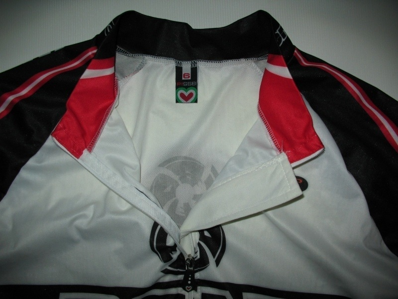 Велошорты+жилет PISSEI BONT bib+vest  (размер 6/XXL) - 3