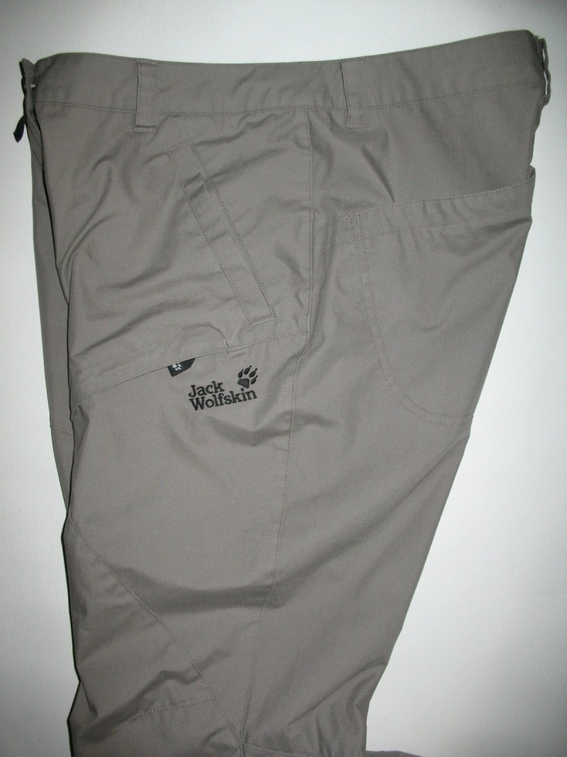 Штаны  JACK WOLFSKIN northpants lady  (размер М/L) - 7