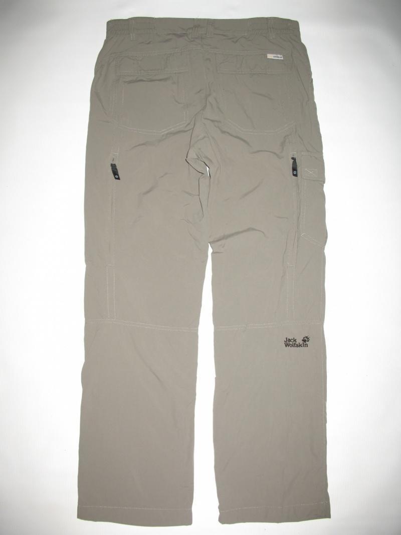 Штаны JACK WOLFSKIN Mosquito Safari Pants  (размер 34/50/L)) - 3