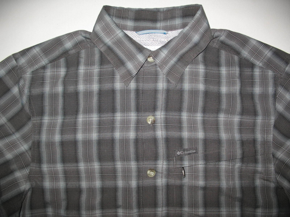 Рубашка COLUMBIA outdoor omni-shade ss shirt (размер S/M) - 2