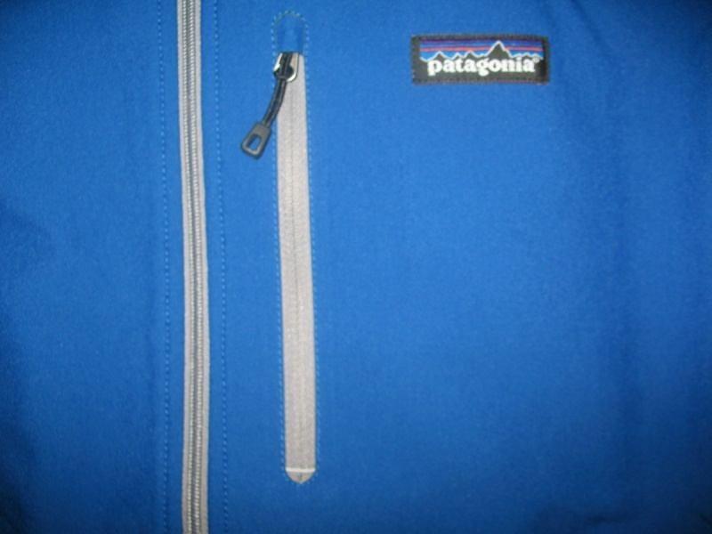 Кофта PATAGONIA softshell  (размер L/XL) - 9