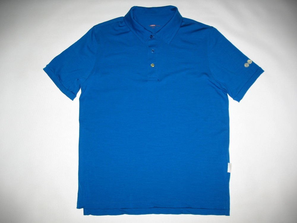 Футболка поло REWOOLUTION 190 polo jersey (размер L) - 1