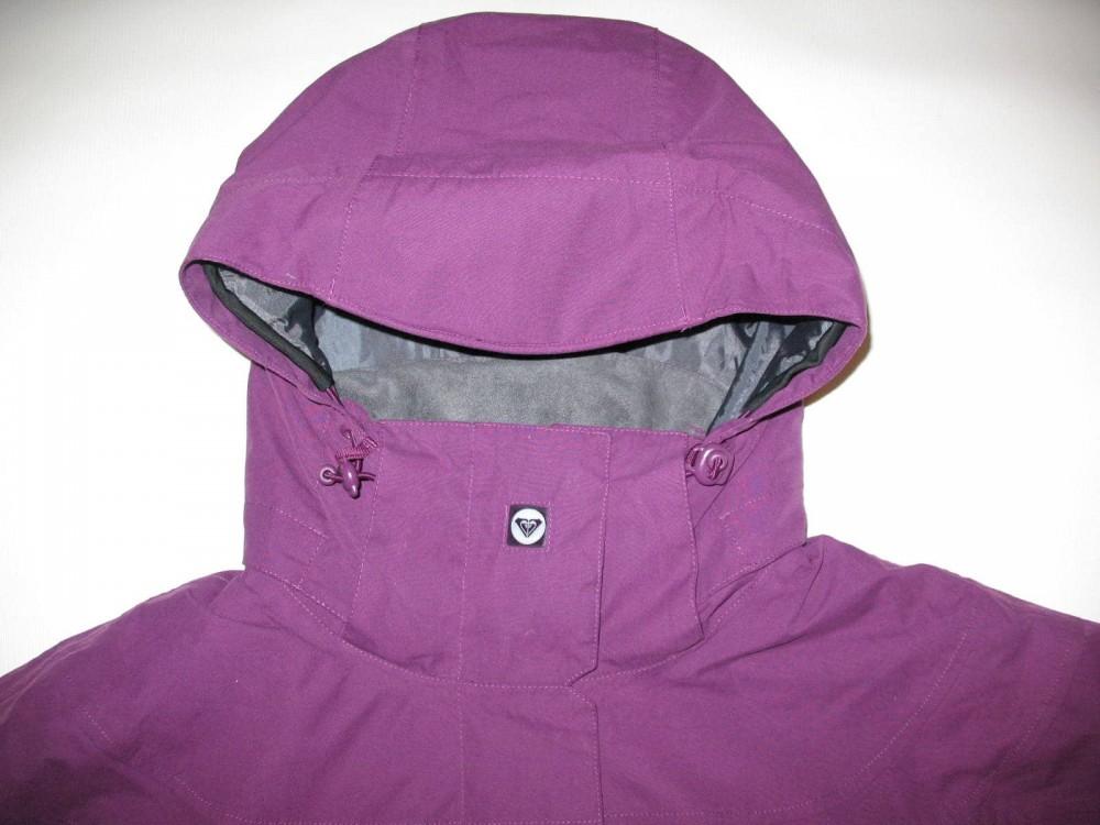 Куртка ROXY silver snowboard/ski jacket lady (размер L) - 2