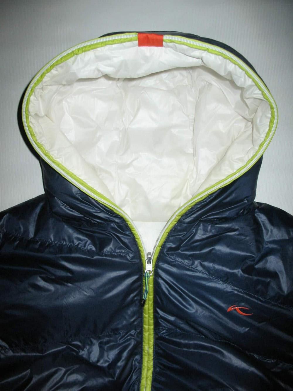 Куртка KJUS spin down jacket (размер XL) - 6