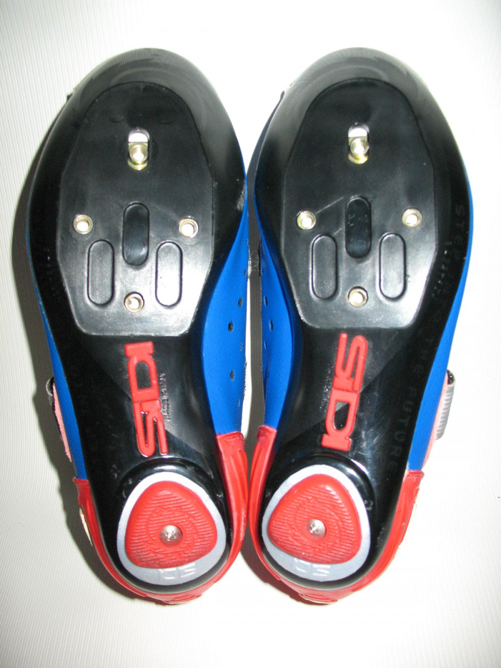Велотуфли SIDI t-1 triathlon shoes (размер EU36(на стопу 220 mm)) - 4
