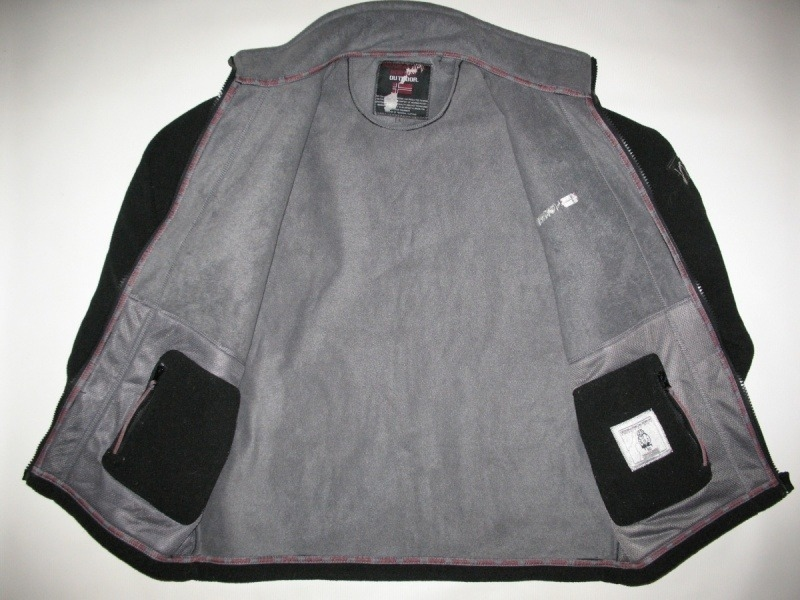 Кофта GEOGRAPHICAL NORWAY fleece jacket  (размер L) - 4