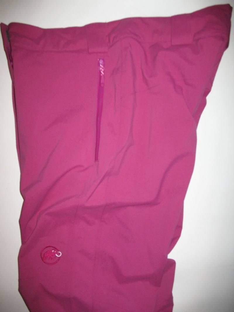 Штаны  MAMMUT  20/20 pants lady  (размер L/XL) - 9
