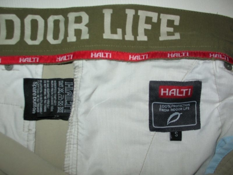 Шорты HALTI DryQuick 3/4 (размер M) - 3