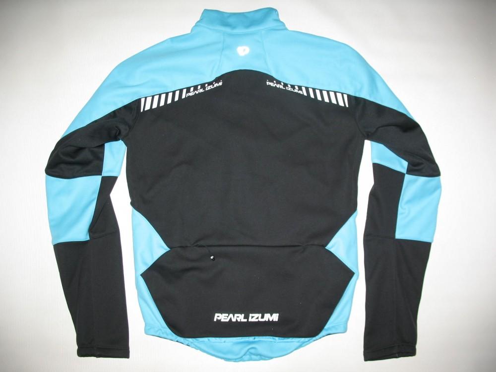 Велокуртка PEARL IZUMI elite softshell cycling jacket (размер S/M) - 3
