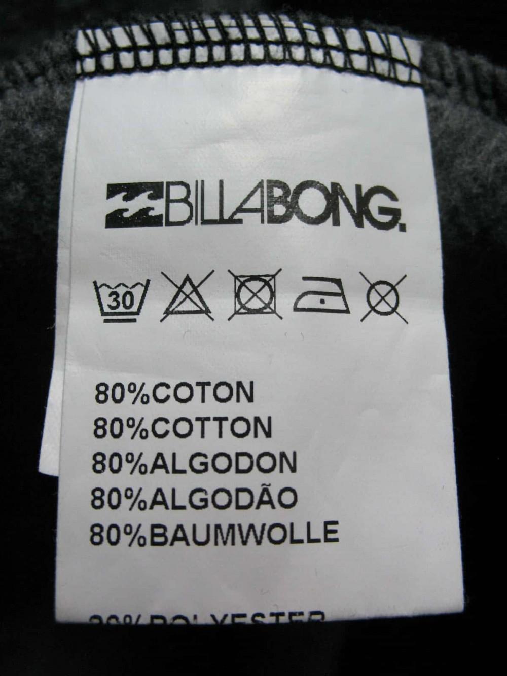 Кофта BILLABONG plasma hoodie (размер L) - 8