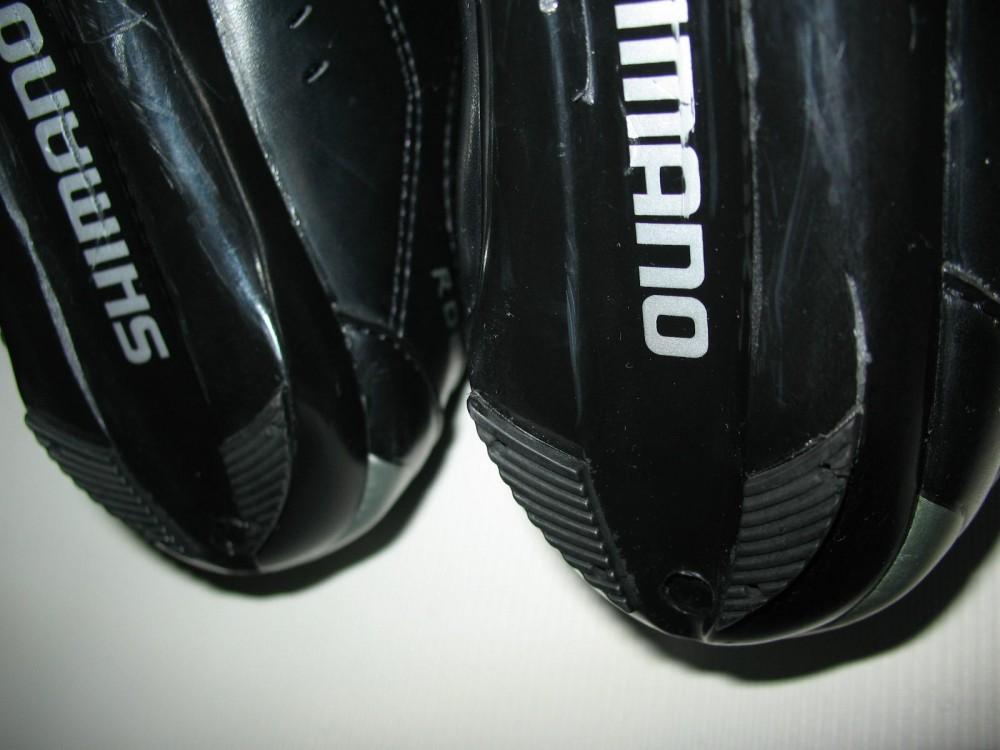 Велотуфли SHIMANO sh-r064 road shoes (размер EU40(на стопу до 252 mm)) - 7