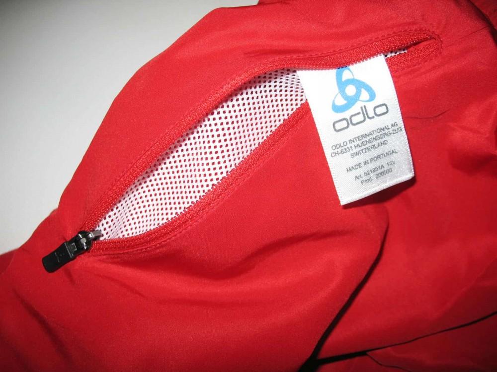 Штаны ODLO logic windproof pants (размер L) - 8