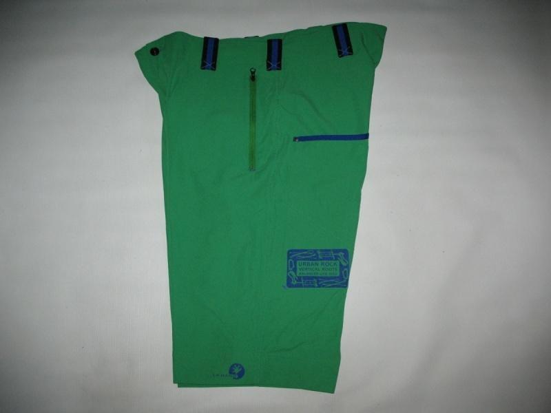 Шорты SALEWA climber 4. 0 DST La Mano shorts (размер 50-L) - 9