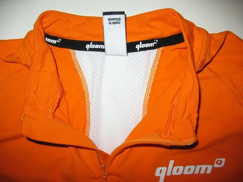 Футболка QLOOM bike jersey 2 lady (размер S) - 4