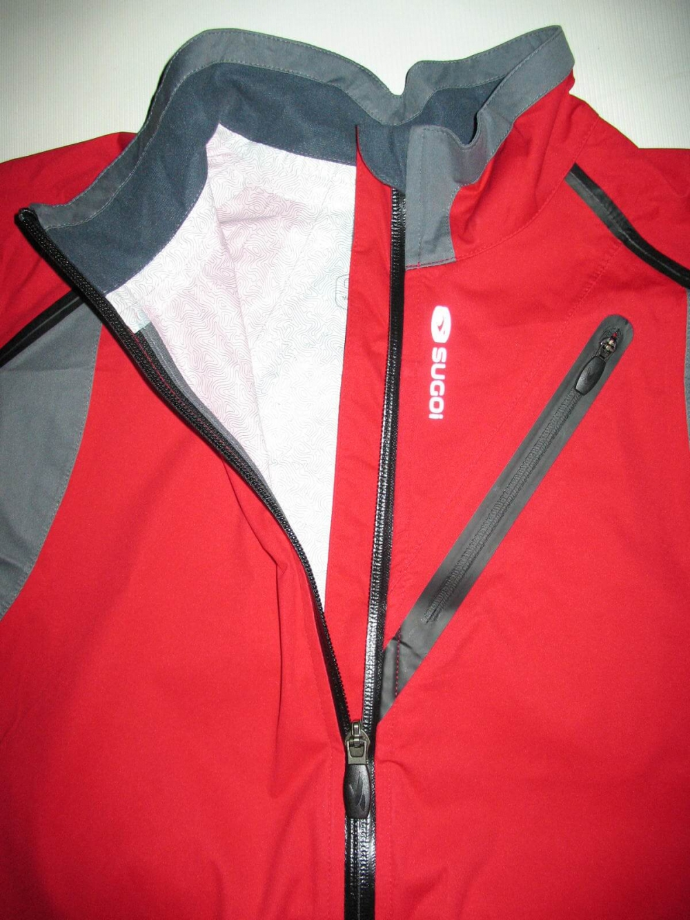 Куртка SUGOI waterproof light bike/run jacket (размер M) - 3