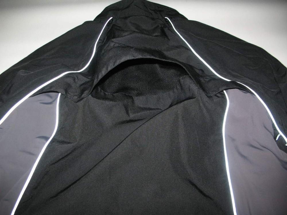 Велокуртка CRAFT 2in1 run bike jacket lady (размер L) - 4
