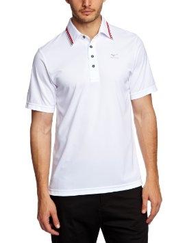 Футболка MIZUNO  Drylite Ice Touch Pique Golf Shirt (размер L) - 1