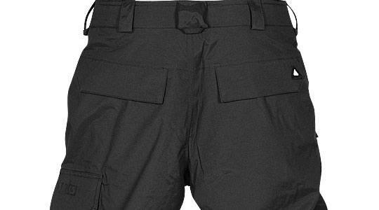 Штаны  BURTON poacher pants  (размер XL) - 1