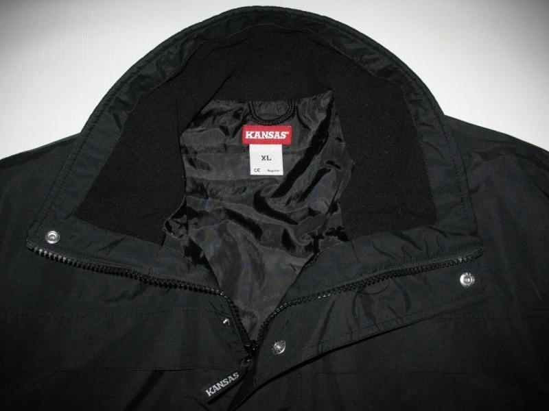Куртка KANSAS  kvintet jacket  (размер  XL/XXL) - 3