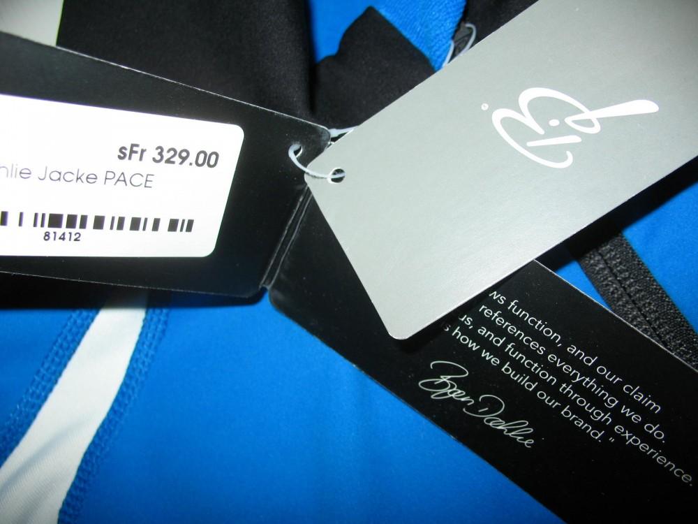Куртка BJORN DAEHLIE by ODLO pace softshell jacket (размер XXL) - 9