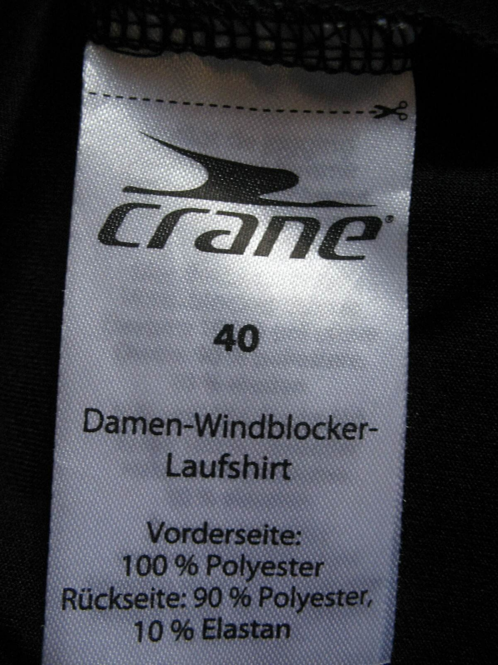 Кофта CRANE windstopper jersey lady (размер 40-L/M) - 3