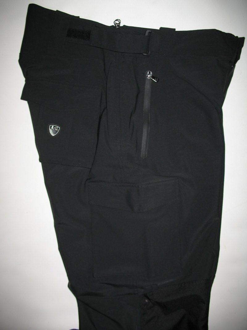 Штаны EA7 emporio armani ski pants (размер L) - 9