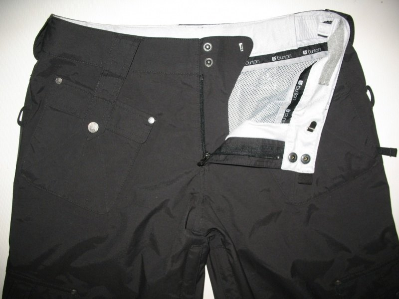 Штаны BURTON helsinki pants lady (размер S) - 3