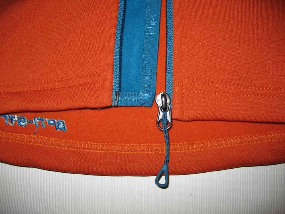 Кофта KILPI yoho-m fleece hoodies jacket (размер S) - 9