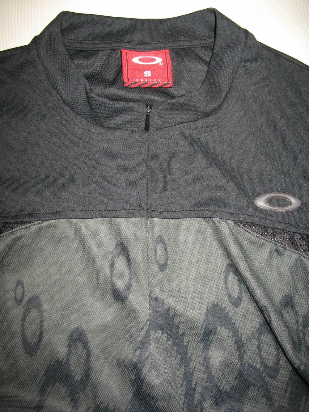 Веломайка OAKLEY tactical field gear mtb shirt (размер S/M) - 2