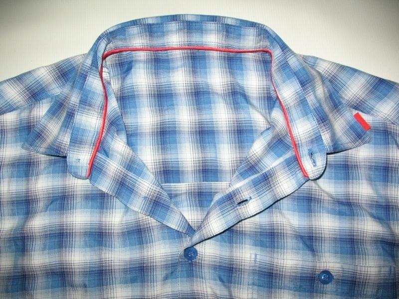 Рубашка  MAMMUT belluno longsleeve 2in1 (размер L) - 4