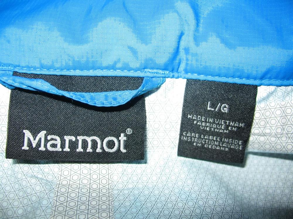 Куртка MARMOT PreCip Jacket (размер L) - 11