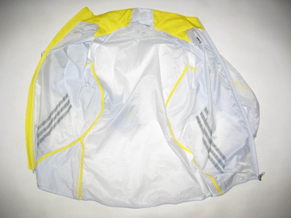 Куртка ADIDAS Adizero Climaproof jacket lady (размер M) - 5