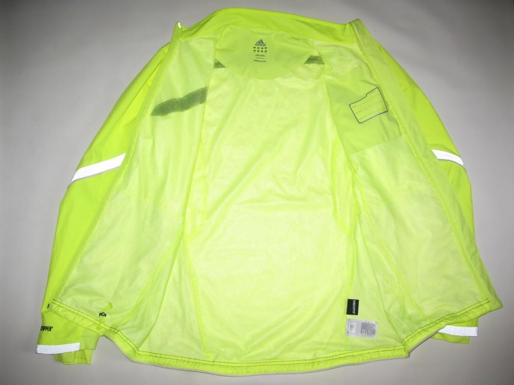 Куртка ADIDAS adiViz High Beam jacket (размер M(реально L/XL)) - 8