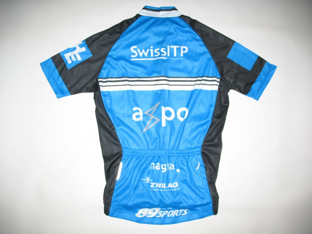 Веломайка 89sports cycling shirt (размер M/S) - 1