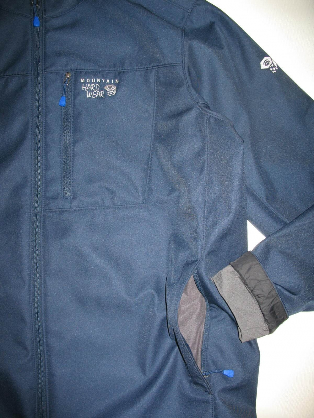 Куртка MOUNTAIN HARDWEAR android II softshell jacket (размер XL) - 6
