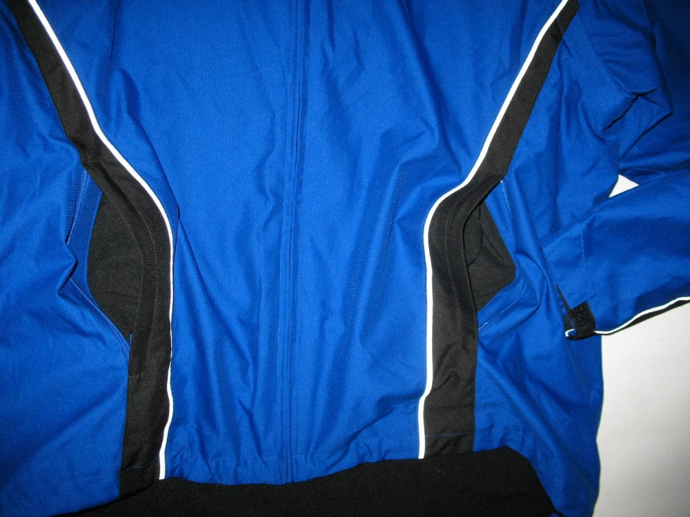 Велокуртка GORE bike wear 2in1 windstopper jacket (размер XL) - 3