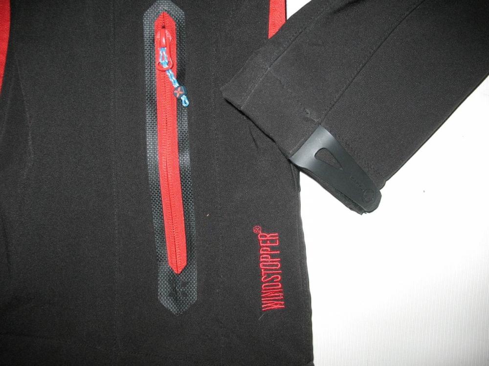 Куртка MAMMUT ultimate westgrat jacket lady (размер S) - 5