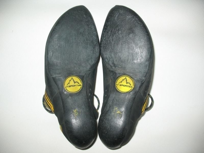 Скальные туфли LA SPORTIVA katana lace  (размер EU39;USm6, 5;USw7, 5(на стопу 250 мм)) - 8