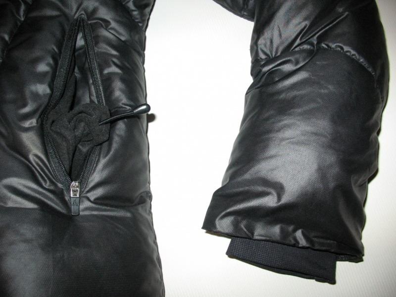Куртка ODLO cocoon jacket lady  (размер XS/реально S/M) - 10