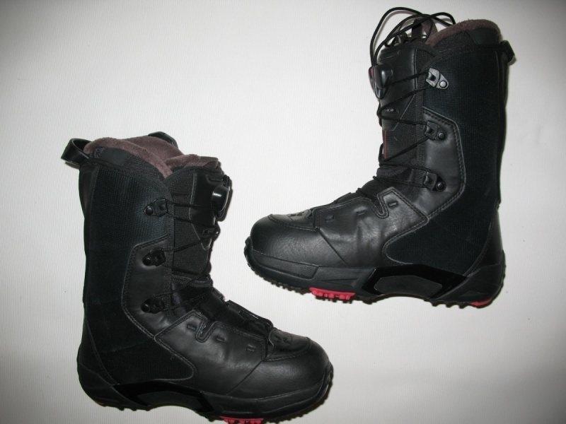 Ботинки SALOMON   optima lady  (размер US6, 5/UK5/EU38 (240 mm)) - 9
