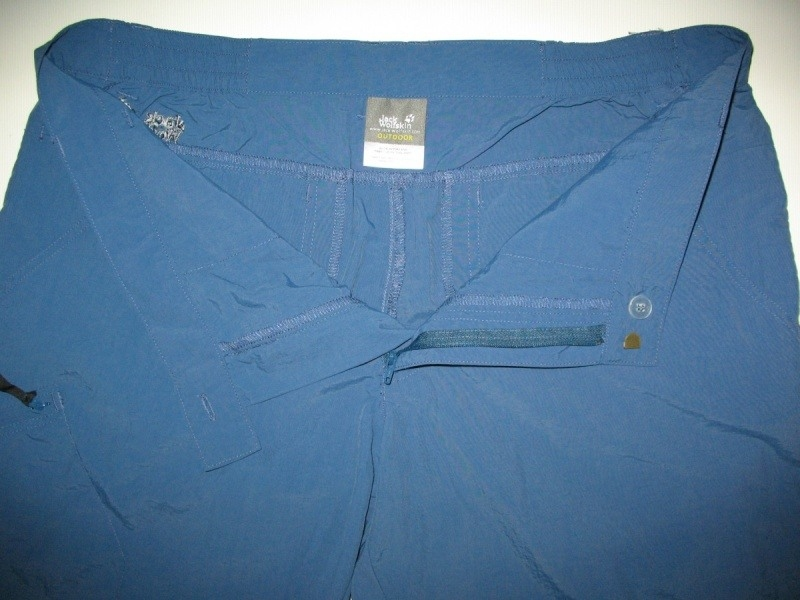 Шорты JACK WOLFSKIN rotorua shorts (размер 54-XL) - 4