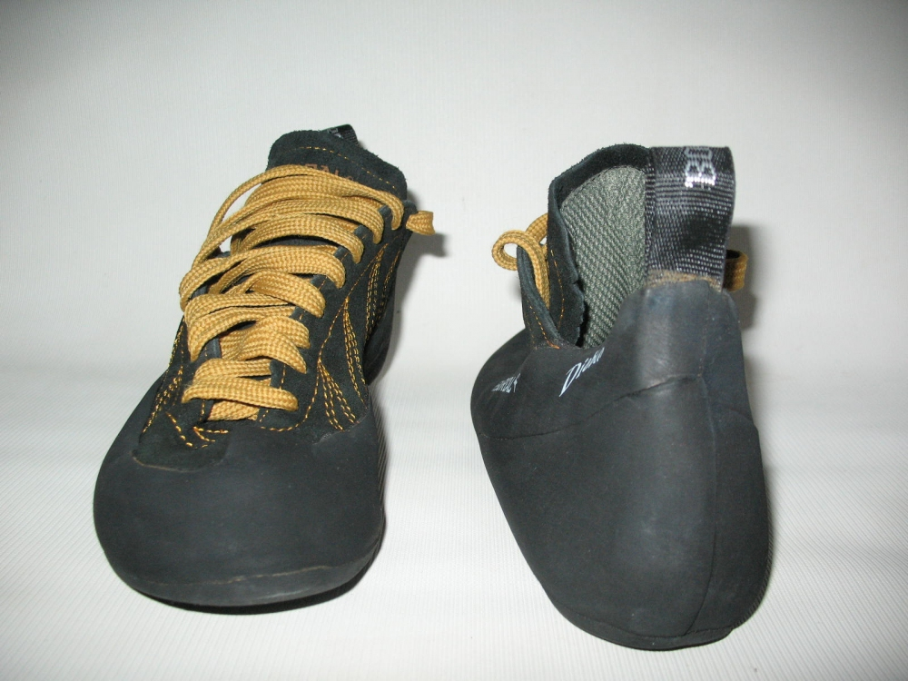 Скальные туфли BOREAL diablo climbing shoes (размер UK8/US9,5/EU42,5(на стопу 270 мм)) - 3